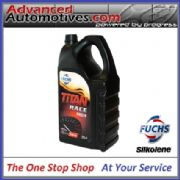 Silkolene Titan PRO R 15W-50 Ester Synthetic Oil 5 Litres For High Performance Engines